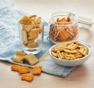 PS. food & lifestyle Hartige Snacks